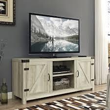 the gray barn firebranch barn door tv stand today overstock 20559235