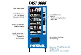 Vending Machines Dimensions Amazing FAST 48 Features Specifications Fastenal