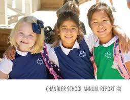 Chandler School Annual Report 2015-2016 by Chandler School - issuu