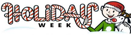 Image result for christmas spirit week sign