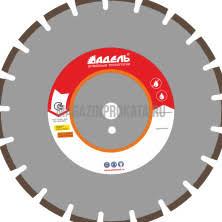 Алмазный <b>диск</b> AF 710 / 350 мм / 24 сегм. Адель - Купить за 7500 ...