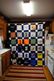 7 Year Soccer Jersey Quilt & Introduction: 7 Year Soccer Jersey Quilt Adamdwight.com