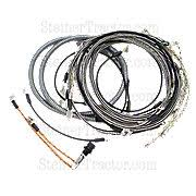 farmall h 6 volt wiring harness at steiner tractor parts farmall super h wiring harness at Farmall H Wiring Harness
