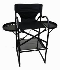 the award winning tuscanypro tall makeup artist portable chair 29 seat height