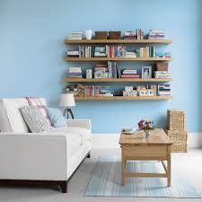 storage solutions living room: open shelves for living room design