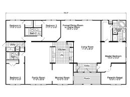 triple wide floor plans in nc