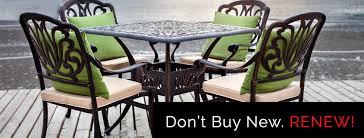 Residential Retail Powder Coating and Outdoor Furniture Repair