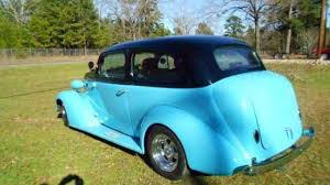 1937 Chevrolet Master Deluxe for sale near Cadillac, Michigan ...