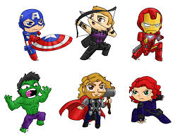 Baby Avengers Wallpaper (Page 1) - Line ...