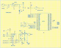 solar tracker circuit diagram the wiring diagram design of automatic solar tracking prototype electronics maker circuit diagram