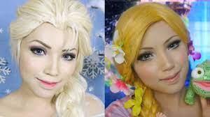 10 disney princess makeup tutorials you
