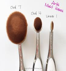 artis brushes gold. artis must have essentials brushes gold a