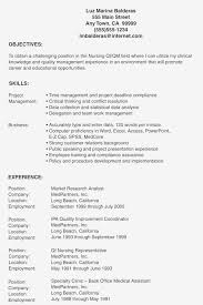 Example Lpn Resume New Lpn Resume Objective Objectives Templates Template Sample Cover