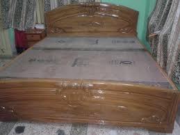 wooden furniture bed design wooden design double bed