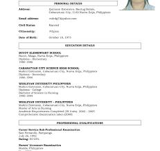 Sample Resume With No Experience Summary Examples Roho 4senses Co