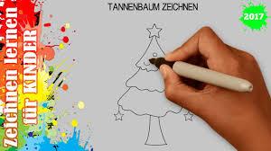 Wie Zeichne Ich Einen Tannenbaum