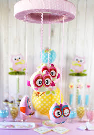 Owl Balloon Decorations Cute Owl Baby Shower Ideas