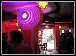 Dampkring Designs De Dampkring Coffeeshop From Oceans Twelve Stefan Brost