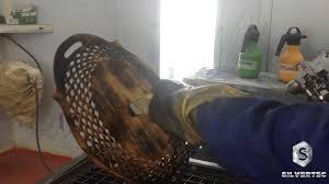 Vassoi In Legno Fiorentini : Argentatura vassoio di legno