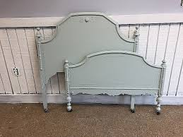 shabby chic childrens furniture. Shabby Chic Childrens Furniture New Antique Child S Twin Bed Frame Aqua