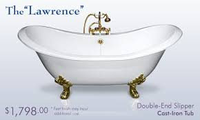 whirlpool clawfoot tub tubs claw in jetted foot decor 7