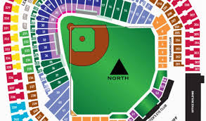Rangers Seating Chart Texas Rangers Seat Map 40 Rangers Ballpark Seating Chart