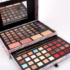 makeup kit flower makeup set 45 colors matte eyeshadow palette 16 colors matte