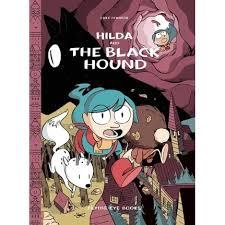 Hilda and the Black Hound (Hilda, #4) by Luke Pearson