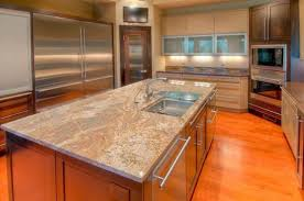 luxurious kitchen stone fabrications in colororado springs co