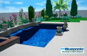 rectangular pool designs with spa. Sampledesign10 Jpg Backyard Landscaping With Rectangular Pool Designs Spa