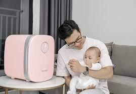 Máy tiệt trùng sấy khô khử mùi bằng tia UV Ecomom 202 Pro Advanced – Monnie  Kids – Chuỗi Cửa Hàng Đồ Sơ Sinh Cao Cấp
