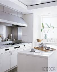 All White Kitchen Designs Unique Inspiration