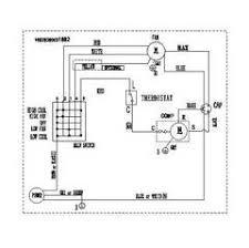 frigidaire 5 000 btu window air conditioner ffra0511r1 wiring diagram