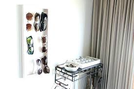 sunglass holder for wall holder golden strokes copy wall hanging holder es holders sunglass holder wall