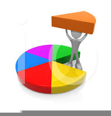 Pie Chart Clipart Free Free Images At Clker Com Vector
