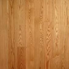 unfinished solid red oak flooring