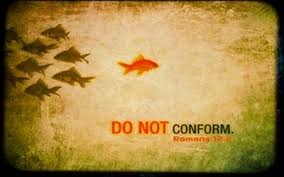 Do Not Conform To The Pattern Of This World Fascinating Do Not Conform × VACSFORG