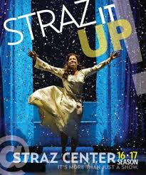Straz Center Seating Chart Book Of Mormon 2016 2017 Season Brochure By Straz Center For The Performing
