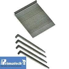 amazon primatech 2 l hardwood flooring cleats floor nailer nails 16 ga l shaped 5 000 count home improvement