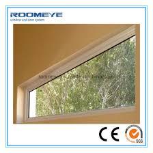 <b>2017</b> China <b>New</b> Style Factory Supply <b>PVC</b> Fixed Window White ...