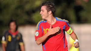 Spaniens U19-Kapitän Sarabia über sein