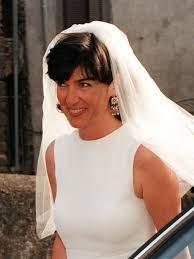 Christiane Amanpour wedding ...