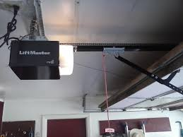 lift master garage door openerNew Liftmaster Garage Door Opener Installation