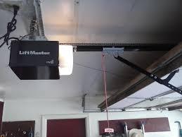 liftmaster garage door opener after