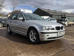 2002 BMW 3 SERIES TOURING 2.0 318i SE 5dr | in Cardonald, Glasgow ...