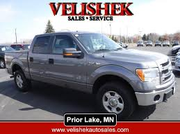 Used 2013 Ford F-150 XLT SuperCrew 6.5-ft. Bed 4WD [Unknown] in Prior Lake, MN near 55372 | 1FTFW1EF7DFA62509 | PickupTrucks.com