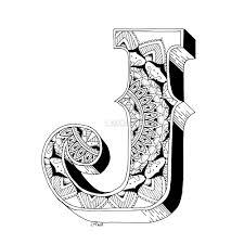 J Mandala N1 Inside Alphabet N1 By Lmdodd Redbubble