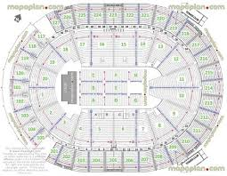 Arena Seat View Chart Images Online Regarding Moda Center