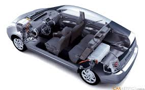 Toyota Prius Hybrid Cut Body Car Wallpaper HD 2012