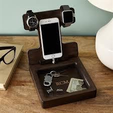 smart watch wood stand